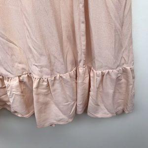 Christy Dawn Dresses - NWT Christy Dawn Quinn Maxi Dress Butterscotch M